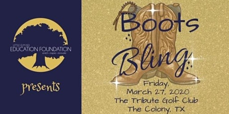 LEISD Education Foundation Boots & Bling Fundraising Gala & Silent Auction tickets
