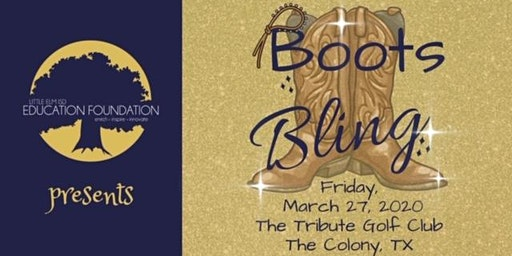 LEISD Education Foundation Boots & Bling Fundraising Gala & Silent Auction