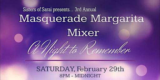 Masquerade Margarita Mixer