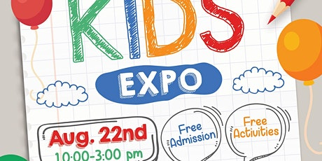 Charlotte Area Kids Expo - Postponed tickets