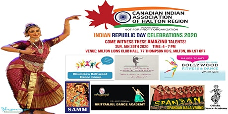 Indian Republic Day Celebration 2020 tickets