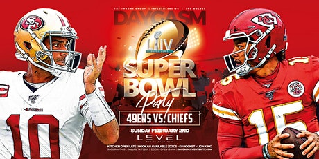 Super Bowl LIV Party at Level Uptown tickets