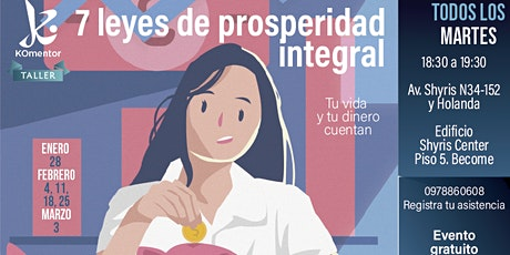 7 leyes de prosperidad integral entradas