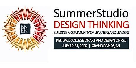 SummerStudio Design Thinking 2020 tickets
