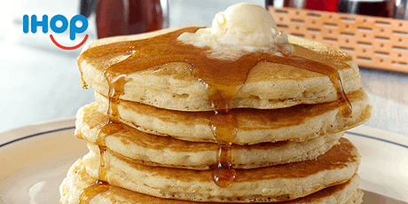 Dine-to-Donate IHOP tickets