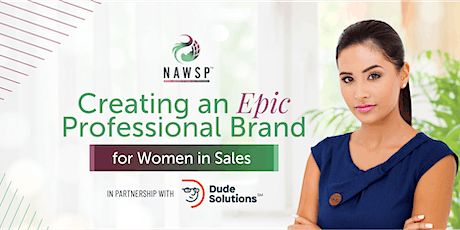 Create an Epic Professional Brand tickets