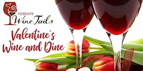 Valentine's Day Wine & Dine tickets