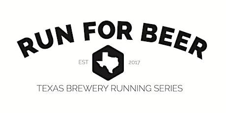 Beer Run - Hops & Grain   Part of the 2020 Texas Brewery Running Series tickets