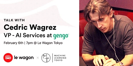 The business applications of Natural Language Processing - Talk by C. Wagrez tickets