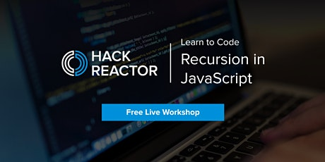 Learn to Code ATX: Recursion inJavaScript tickets