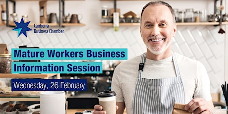 Mature Workers Business Information Session tickets