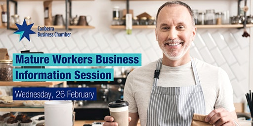 Mature Workers Business Information Session