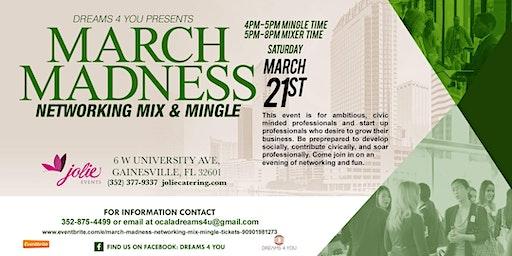 March Madness Networking Mix & Mingle