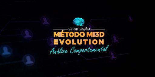 Certificação Método MI3D Evolution