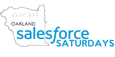 Virtual Oakland Salesforce Saturday - Zoomlink after registration, TBD tickets
