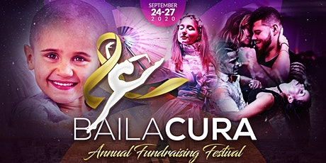 BailaCura Fundraising Dance Festival - 2020 tickets