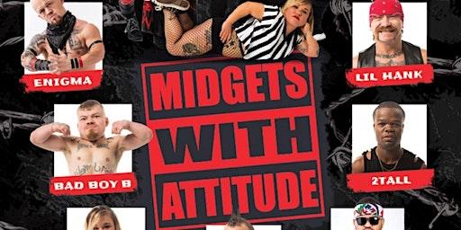 The return of the Midget Wrestling Show @ Charles's Bravo