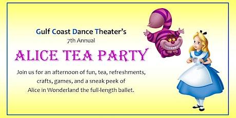 Alice Tea Party tickets
