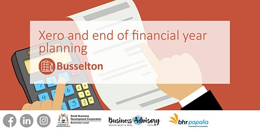 Xero and end of financial year planning