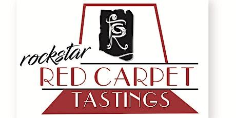 ROCKSTAR RED CARPET TASTING - APRIL tickets