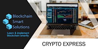 Crypto Express Webinar   Seoul