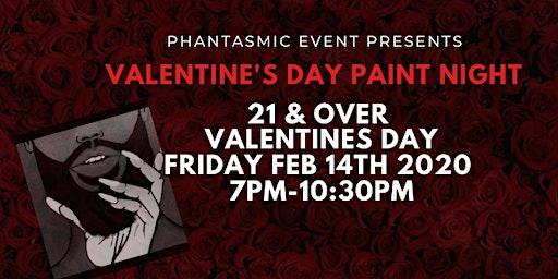 Valentine Paint Night