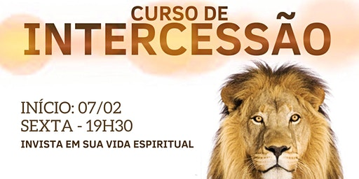 Curso de Intercessão