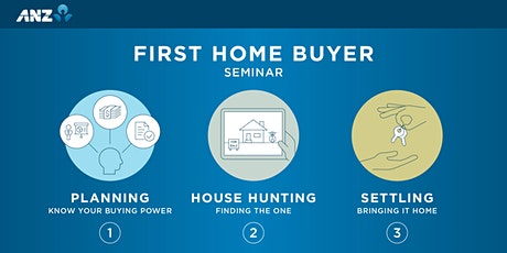 ANZ First Home Buyer's and Mock Auction Seminar, Hornby tickets