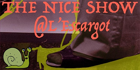 The Nice Show - Carl Blarx // Bone Slim // BEBELUNA tickets