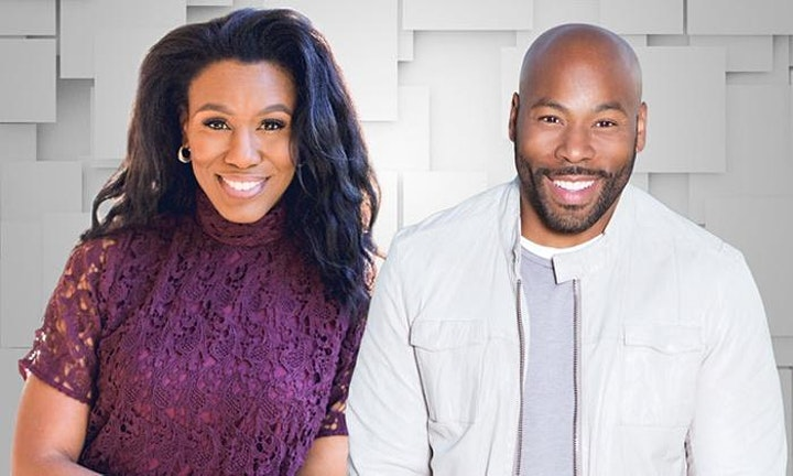 GOING BEYOND LIVE WITH PRISCILLA SHIRER & ANTHONY EVANS image