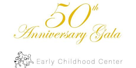 ECC 50th Anniversary  tickets