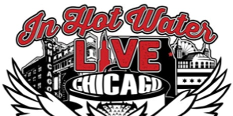 Geno Bisconte & Aaron Berg:  In Hot Water Live Podcast Recording tickets