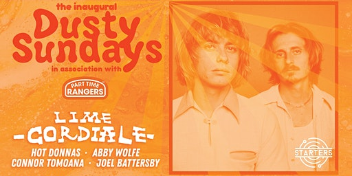 Dusty Sundays: Lime Cordiale & Friends