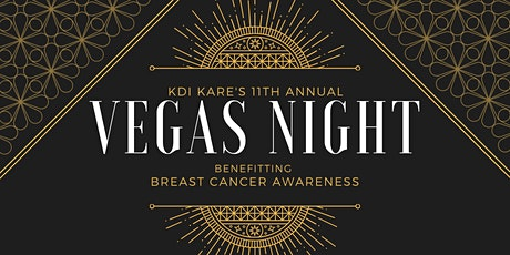 11th Annual Vegas Night for Breast Cancer Awareness tickets