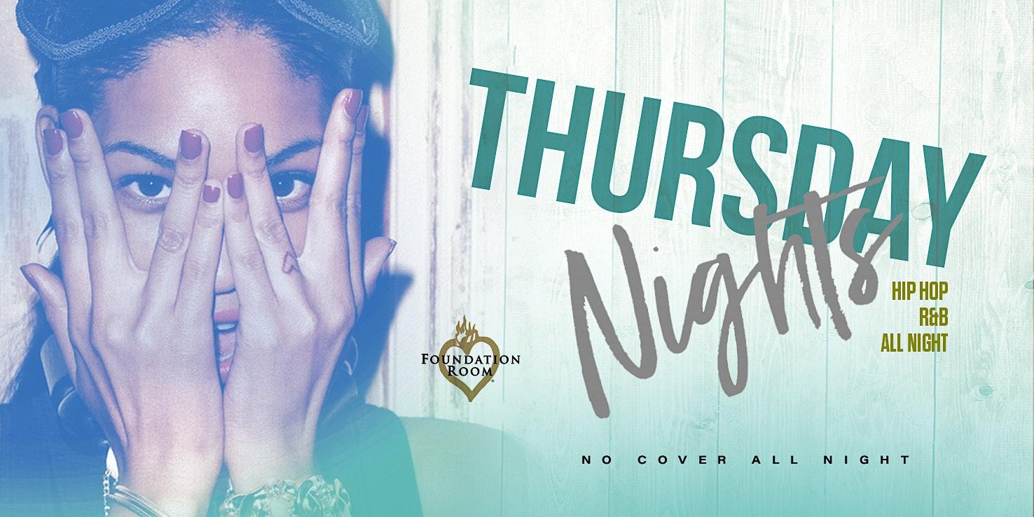 Thursday NIghts in Dallas