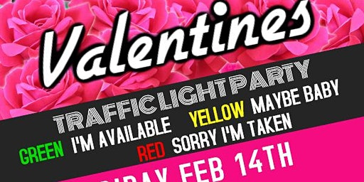 Portland Valentines Stoplight Party at Fuse and SIP