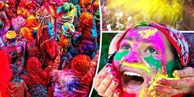 Food & Color Festival (Holi) Williams Landing/Tarneit 2020 FREE TICKET