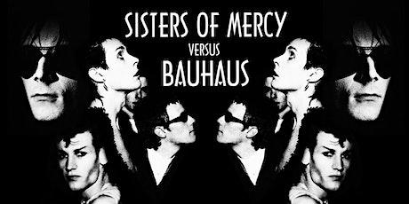NIGHTSHIFT - Sisters of Mercy vs Bauhaus tickets