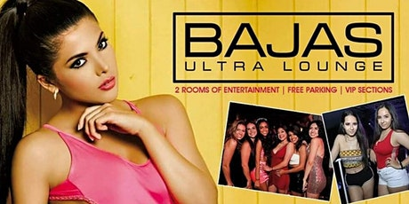 Ultra Fridays @ Baja's Ultra Lounge (Downey) tickets