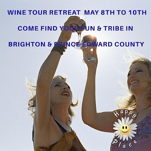 Wine Tour & Tribe Retreat