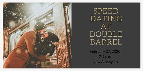 Speed Dating at Double Barrel tickets