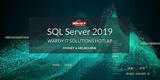 SQL Server 2019 Hotlap - Melbourne