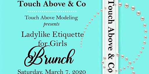 LadyLike Etiquette for Girls Brunch