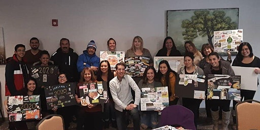Empowering Your Dreams & Vision Board Workshop