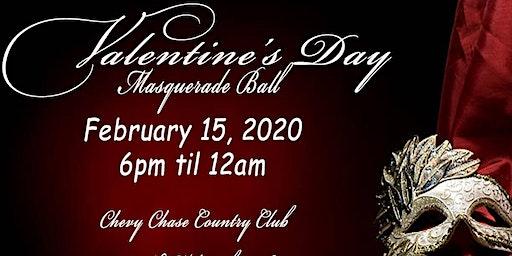 Valentine's Day Masquerade Ball