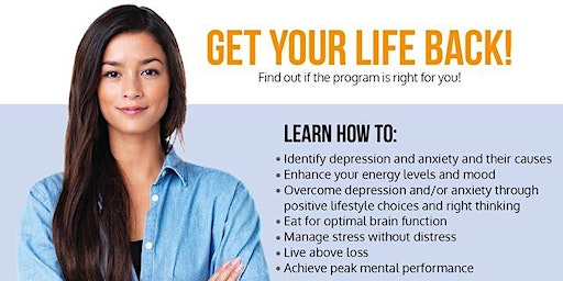 Nedley Depression and Anxiety Recovery Program - Tuesday S2