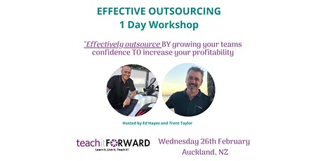 Effective Outsourcing - 1 Day Workshop tickets