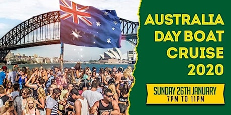 AUSTRALIA DAY BOAT PARTY tickets