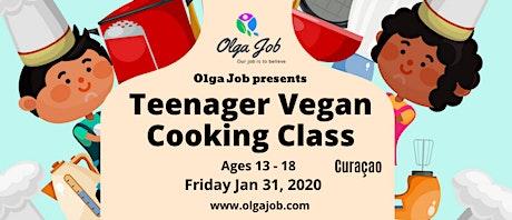 Teenager Vegan Cooking Class tickets