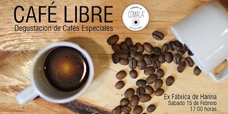 Café Libre boletos
